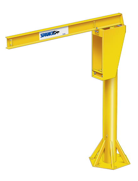 100 Series Jib Main Section
