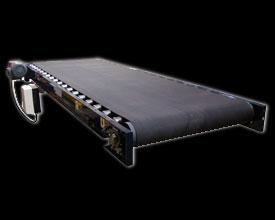 BCST-300 Slider and Roller Bed Belt Conveyor