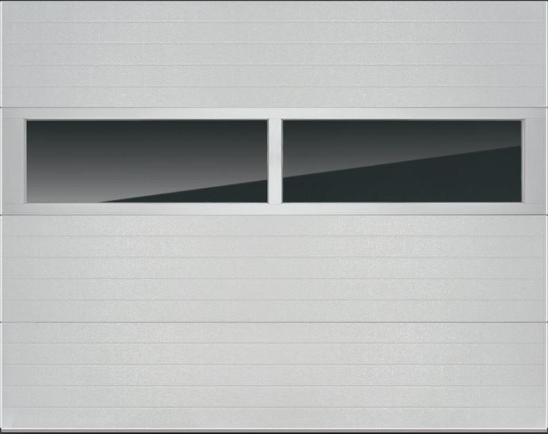 Commercial Insulated Sandwich Doors 3200 Series Barron
