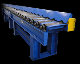 Chain Driven Live Roller Conveyor 5.0