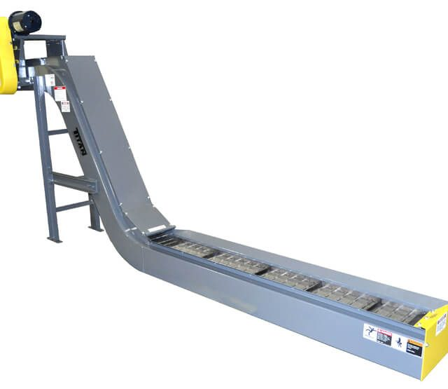 Model 610 Hinged Steel Belt Conveyor