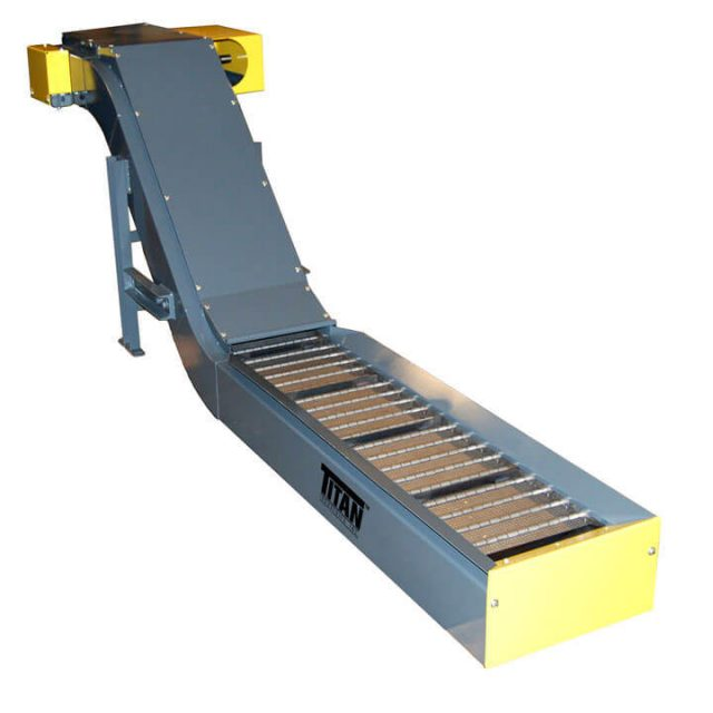 Model 620 Hinged Steel Belt Conveyor