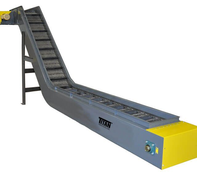 Model 640 Hinged Steel Belt Conveyor