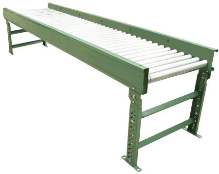 Model 796 Powered Roller Conveyor