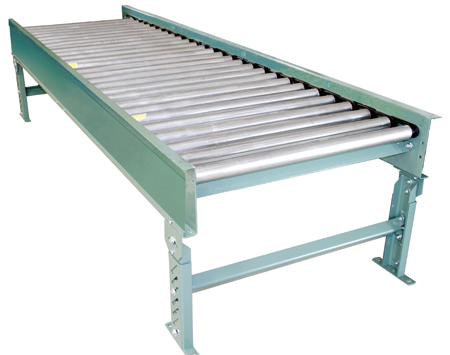 Model 796 Powered Roller Conveyor
