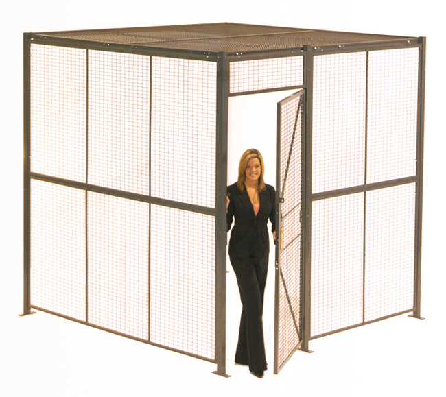Style 840 Wire Partition