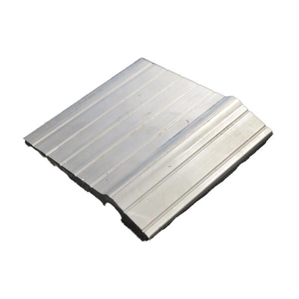 Action Solid Aluminium Threshold 4""