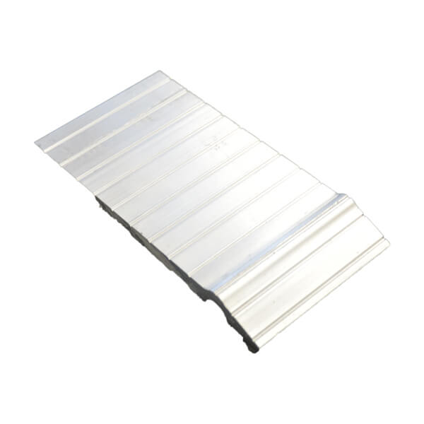 Action Solid Aluminium Threshold 6""