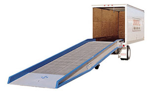 Bluff Steel Yard Ramp
