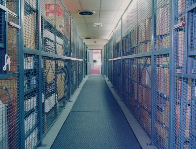 Evidence/Secured Storage Cages