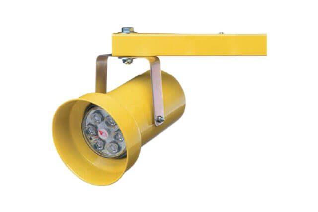 Metal LED Lamp Head