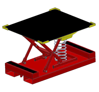 Southworth PalletPal Order Picker