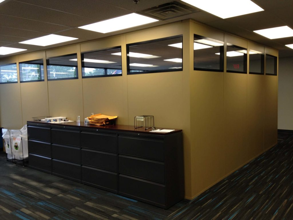 Office Partition 5