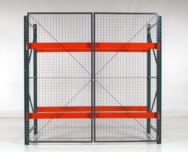 Pallet Rack Enclosures/Panels