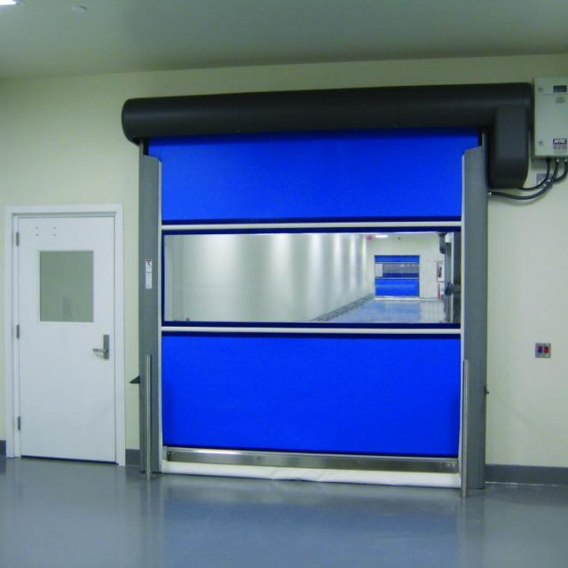 Fabric Doors Barron Equipment Amp Overhead Doors