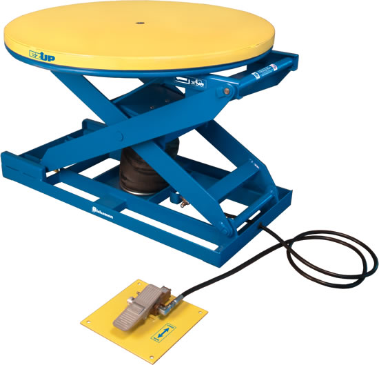 Pneumatic Lift Table EZ UP Main Image