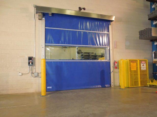 PredaFlex High-Speed Rolling Door