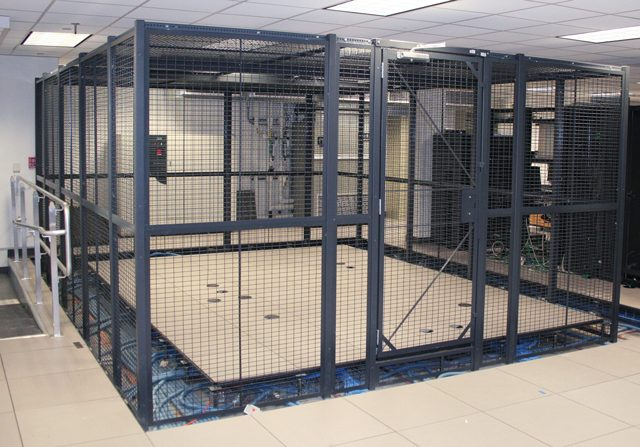 WireCrafters Server Cages
