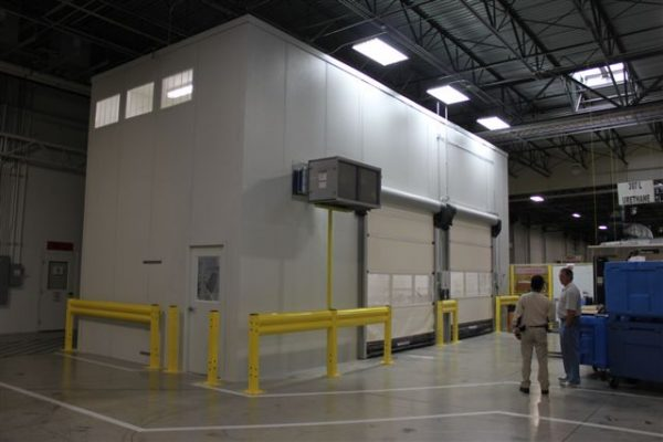 Warehouse Space Management
