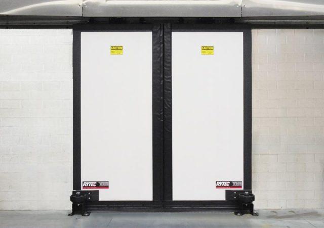 Turbo Slide Insulated Door