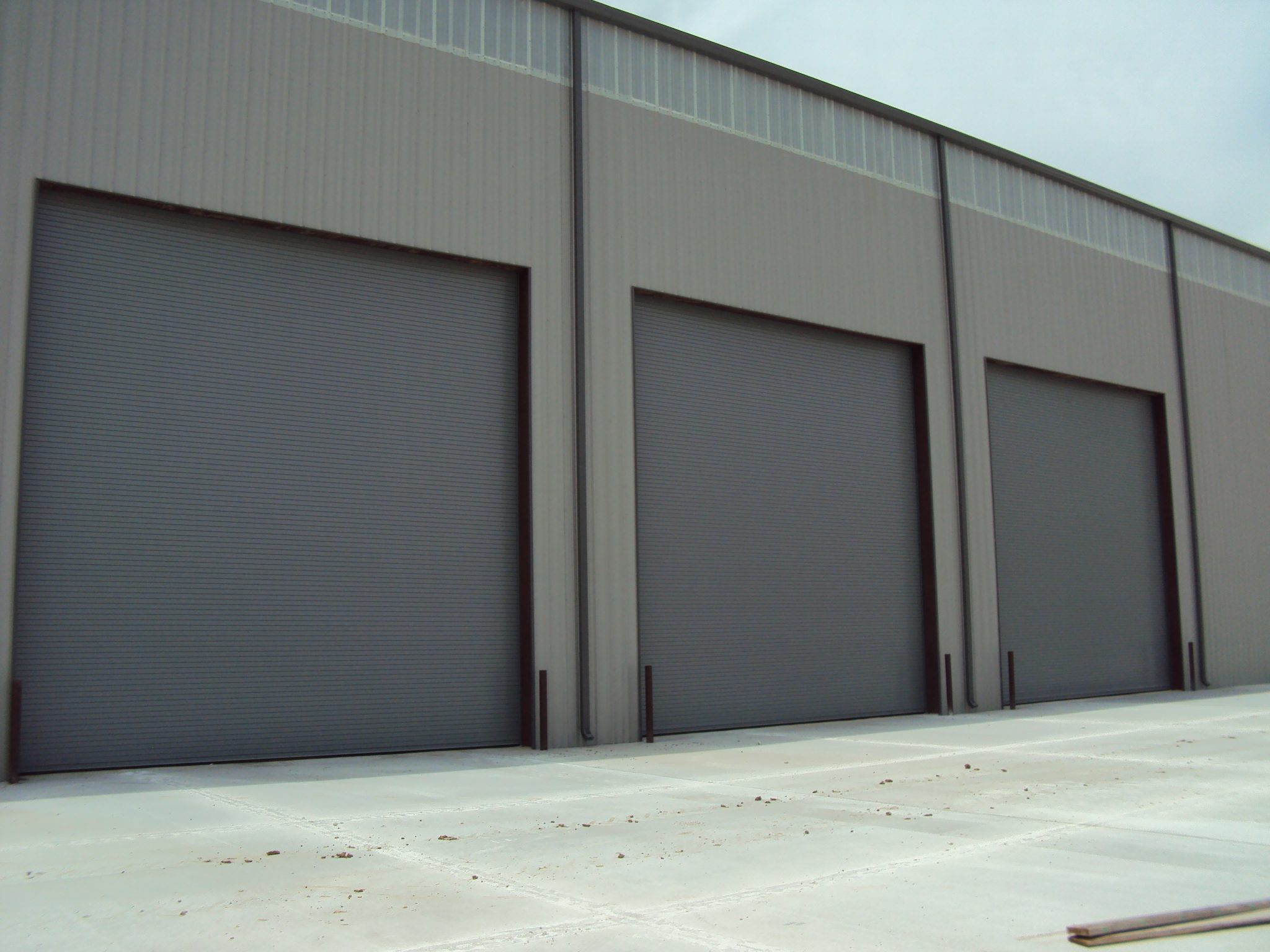 Thermiser Doors installed in Business Park