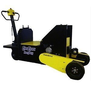 cartcaddyhd chain drive electric tug