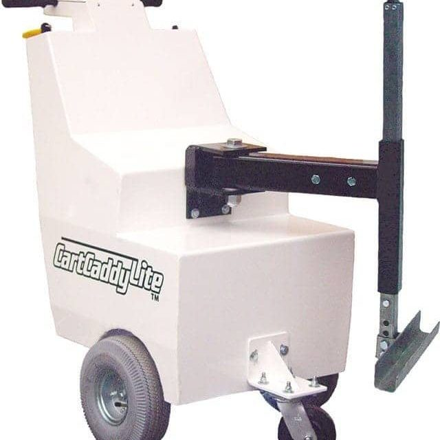 cartcaddylite electric cart puller