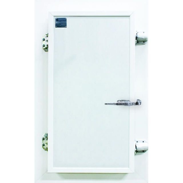 Coldguard Vertical Lift Cold Storage Door Barron