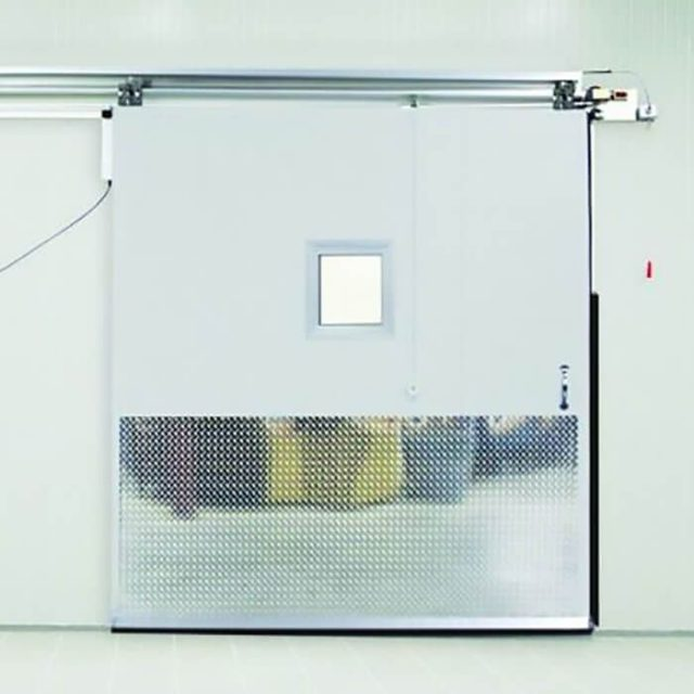 Coldguard Sliding Cold Storage Door
