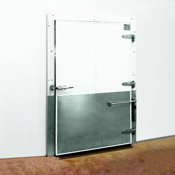 coldguardr swing cold storage door