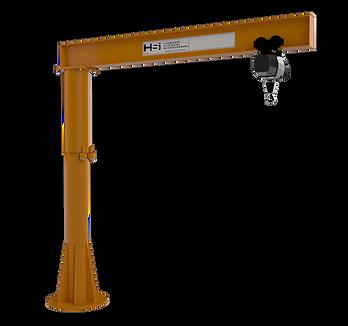 HSI Model 350/350F Jib Crane