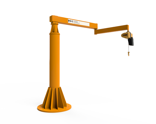 Model 350AJ Articulating Jib Crane