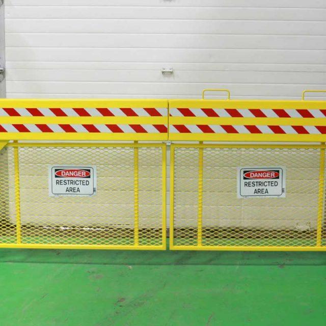 U S Netting Standard Wall Mounted Safety Net Barron