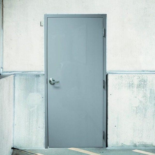 Fib-R-Lite Fiberglass Door