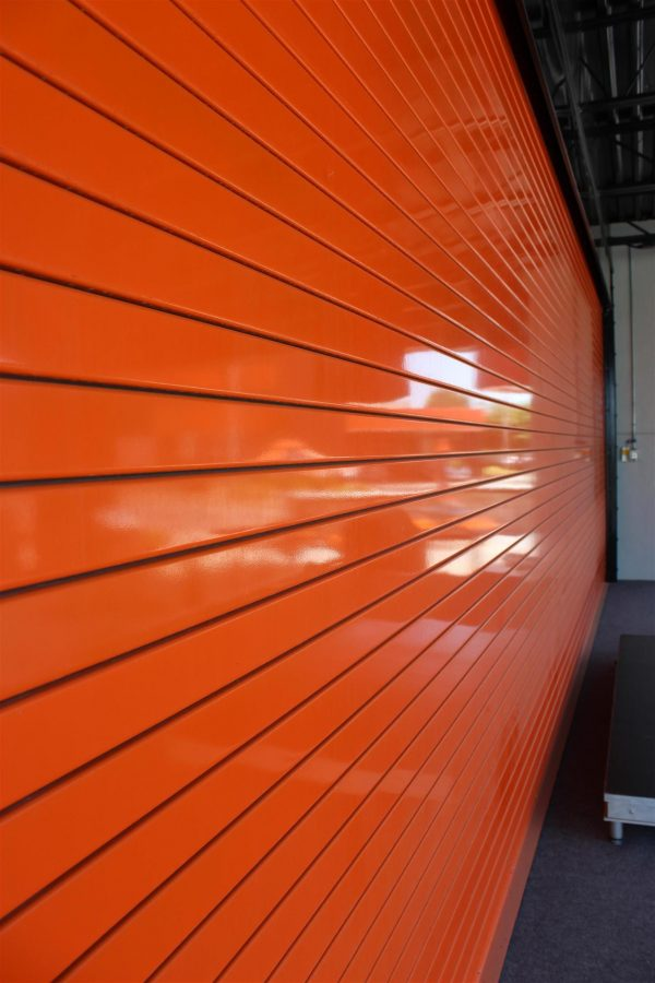 orange service door slats256c2f4f86346a78840eff00003b6d5a