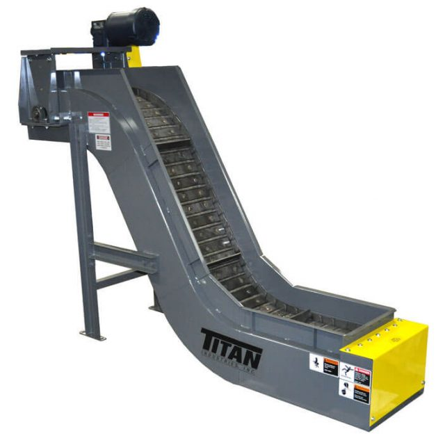 Pitch Hinged Steel Belt Conveyor