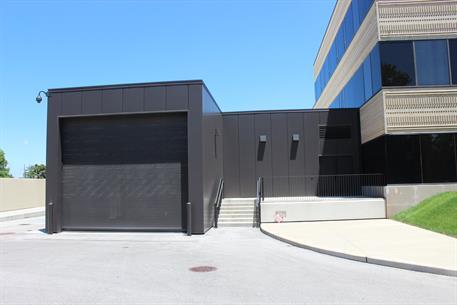 thermiser c st louis art museum dock door