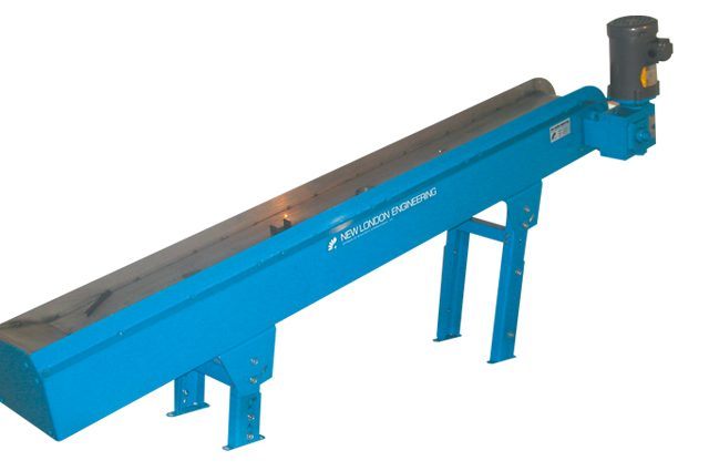 NLI Model 700 IV Powered Magnetic Conveyor