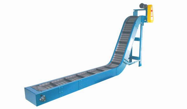 720/723 SteelTrak Hinged Steel Belt Conveyor