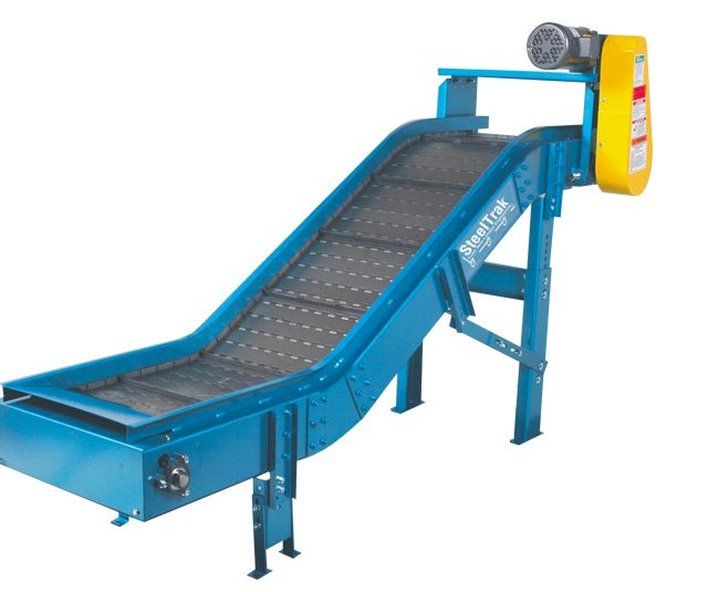 Model 722 Hinged Steel Belt Conveyor