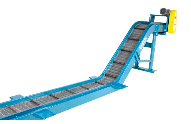 Model 725 Hinged Steel Belt Conveyor