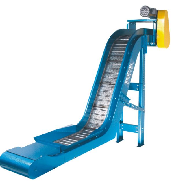 Model 727 Hinged Steel Belt Conveyor