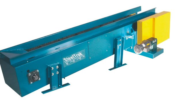 750/751 SteelTrak Hinged Steel Belt Conveyor