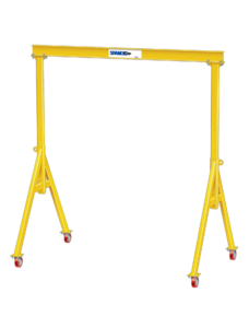 A Series Gantry Crane Main Section