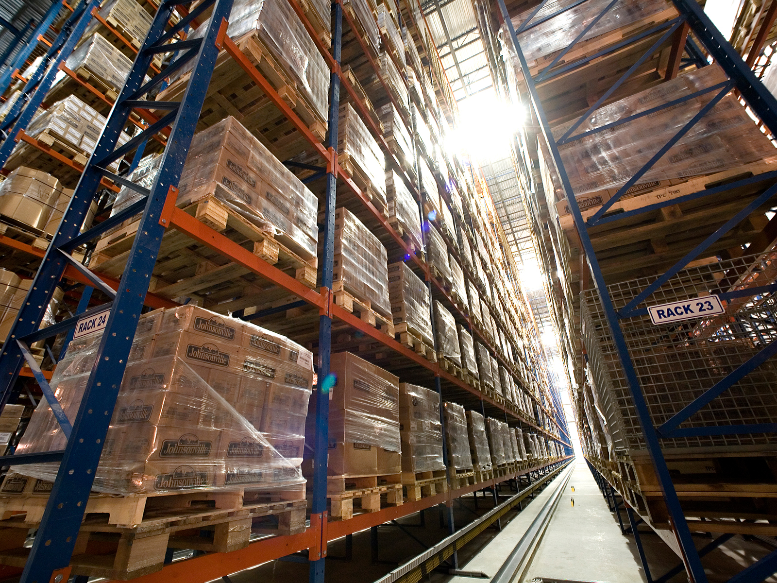 Automated Storage And Retrieval System As Rs Barron