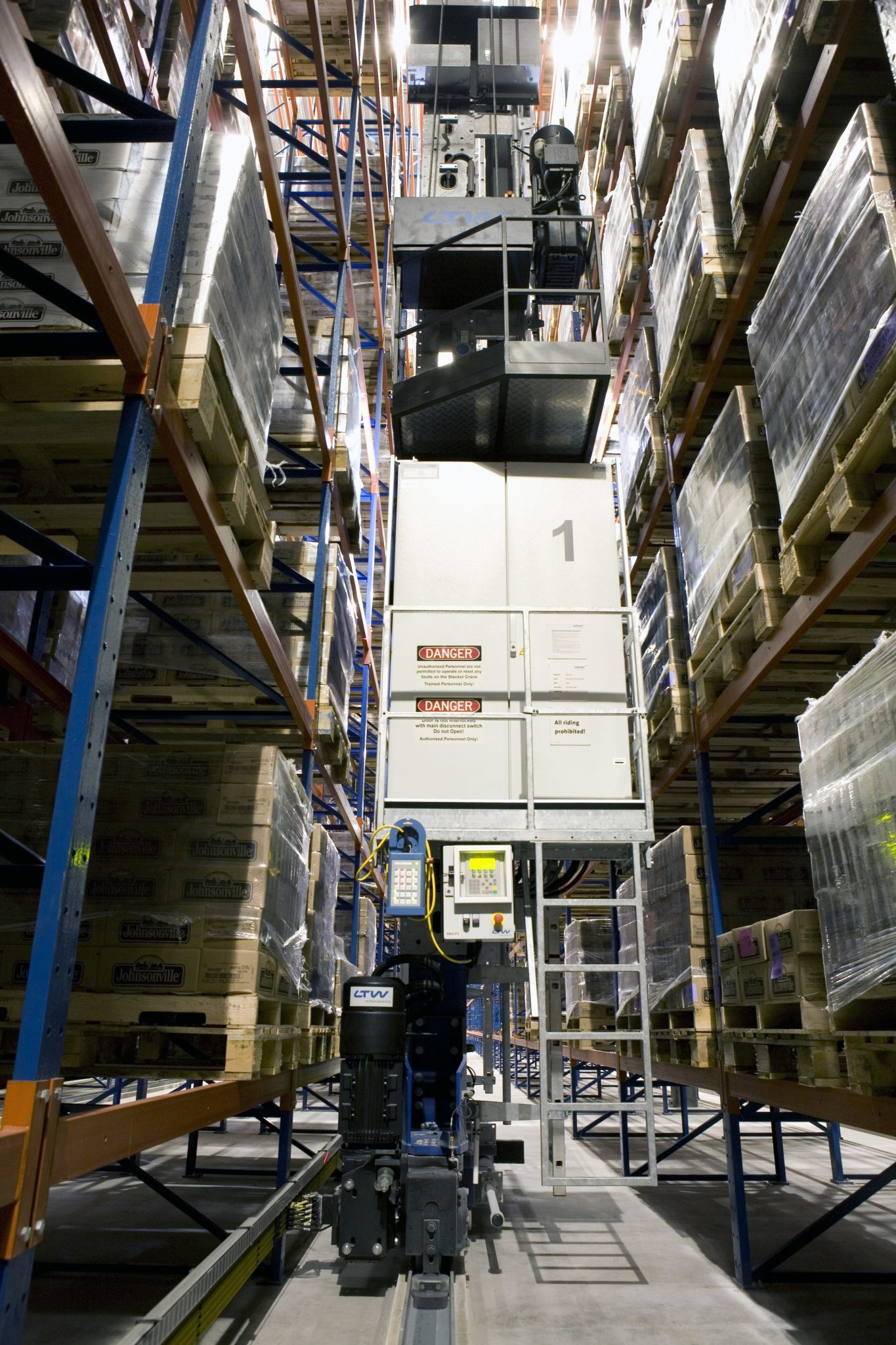Automated Storage and Retrieval System Operation