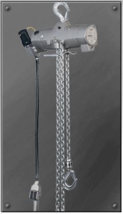 AW Spark Resistant Air Chain Hoist