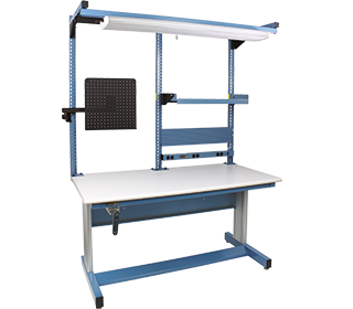Adjustable Work Stations and Seating