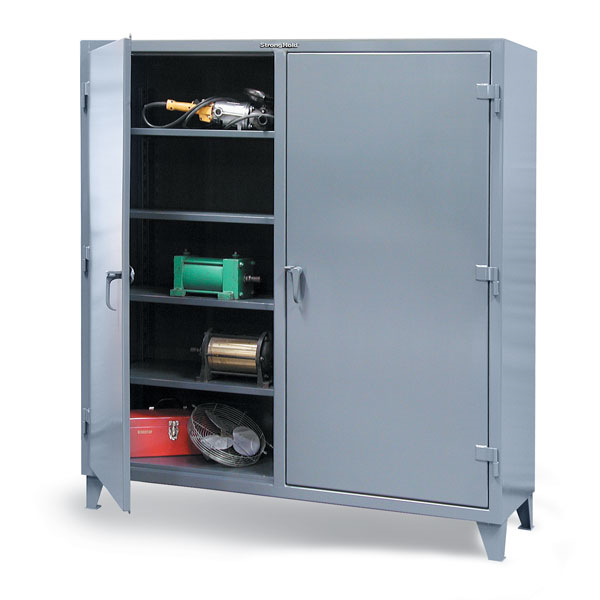 Double Shift Industrial Cabinet
