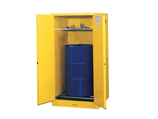 Drum Cabinets for Flammables